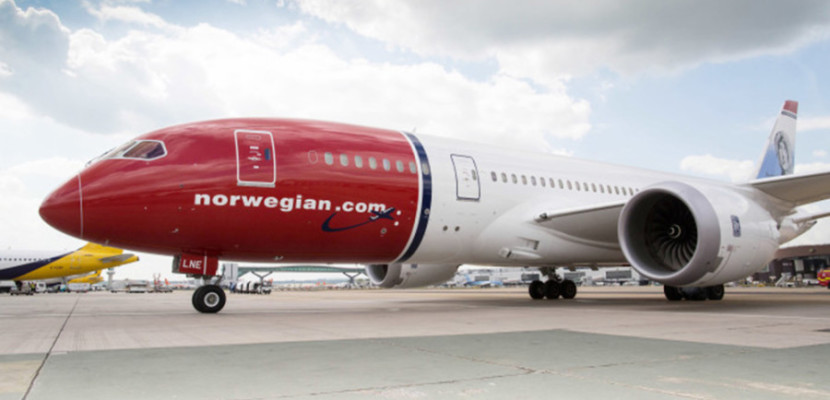 Norwegian will fly its Dreamliner from JFK, FLL and LAX to CDG.