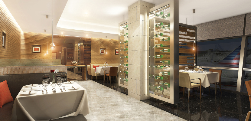 AA Flagship Dining featured