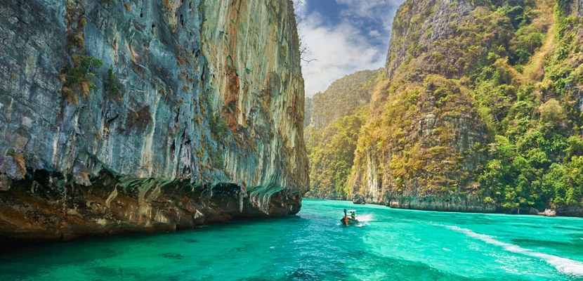 Phuket Thailand Phi Phi islands featured shutterstock 232532107