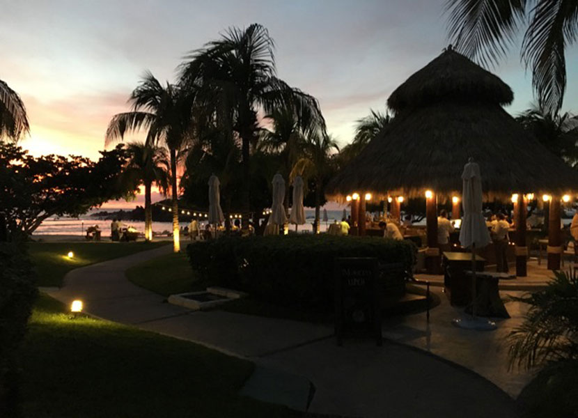 The St. Regis Punta Mita features four great on-property restaurants.