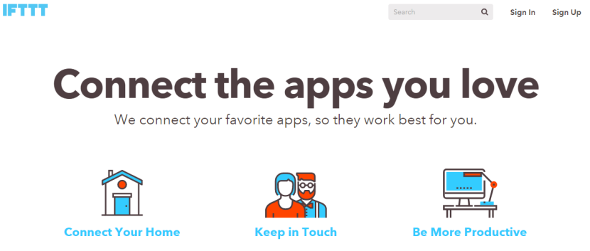 IFTTT is useful for many things, but today we're going to focus on using it to get flight deals.