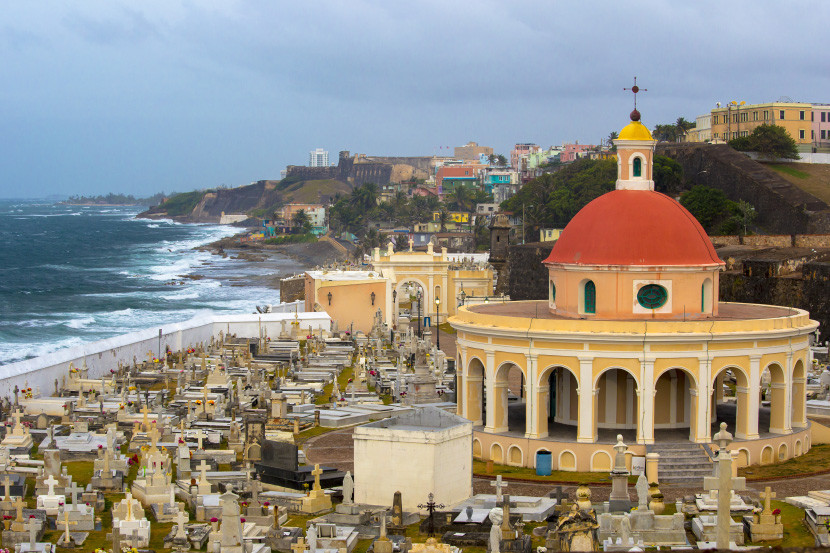 """Puerto Rico is another destination that benefits from Korean Air's generous definition of """"North America."""""""