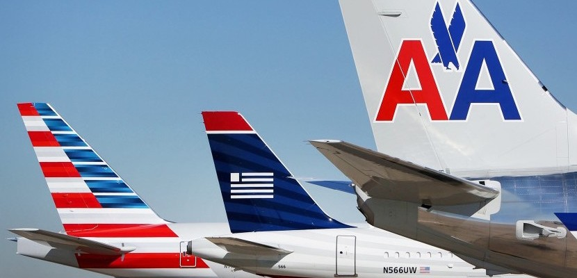 AA-US Air merger