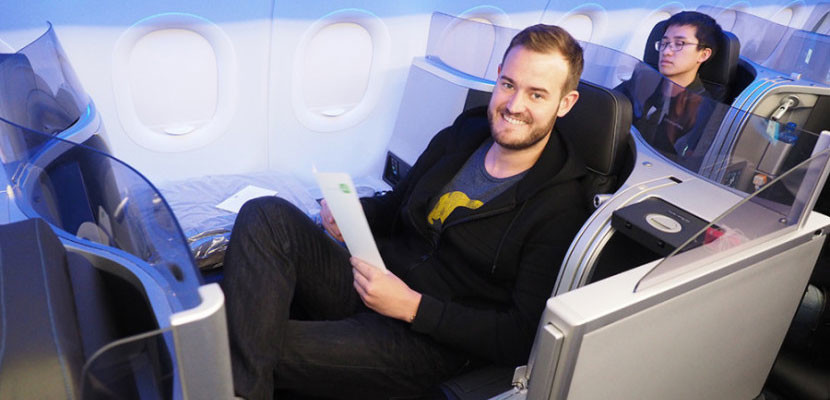 TPG recently enjoyed a flight in JetBlue's Mint class, but you won't always get a great value when you redeem points.