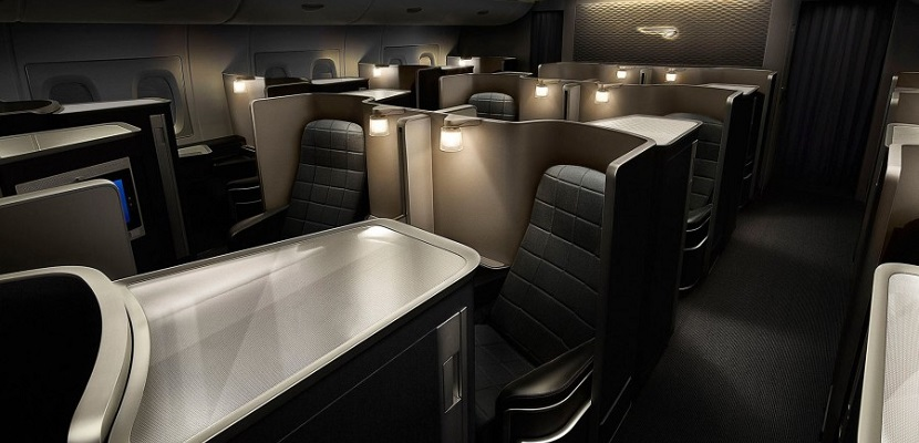 British Airways A380 First Class featured