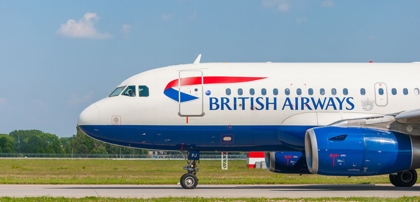 Save on British Airway redemptions from London. Image courtesy of Shutterstock.