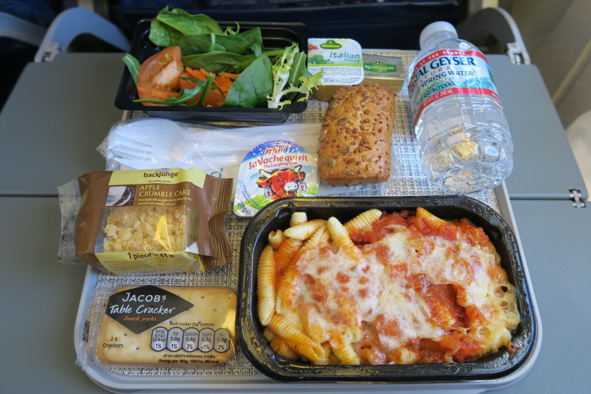 American Airlines Economy Food And Drink