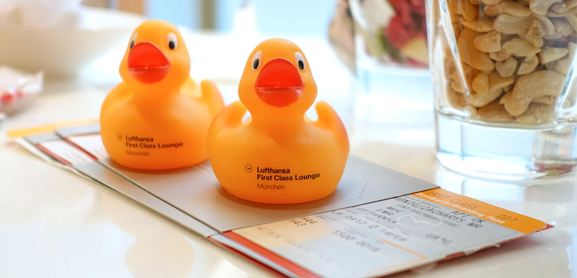 lufthansa ticket duck featured