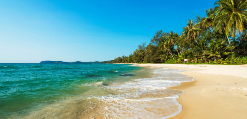 Koh Kood is where you can find those magical, deserted, pristine beaches. Photo courtesy of Shutterstock.