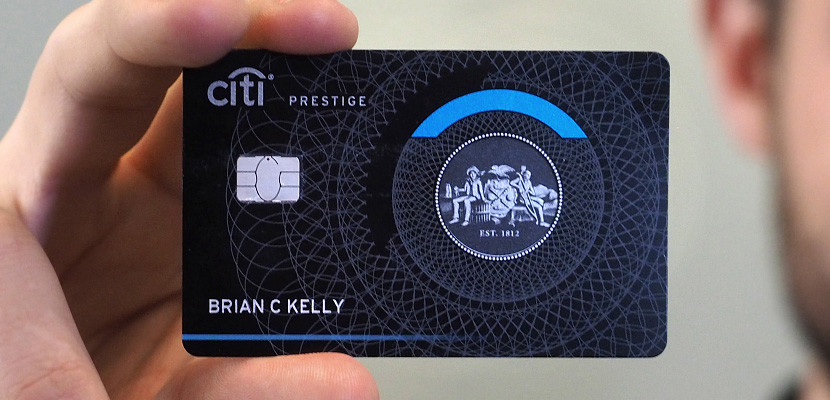 Earn 3 points per dollar on airfare purchases with the Citi Prestige Card.