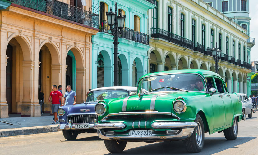 Get to know Havana on this seven-night cruise from Miami to Cuba.