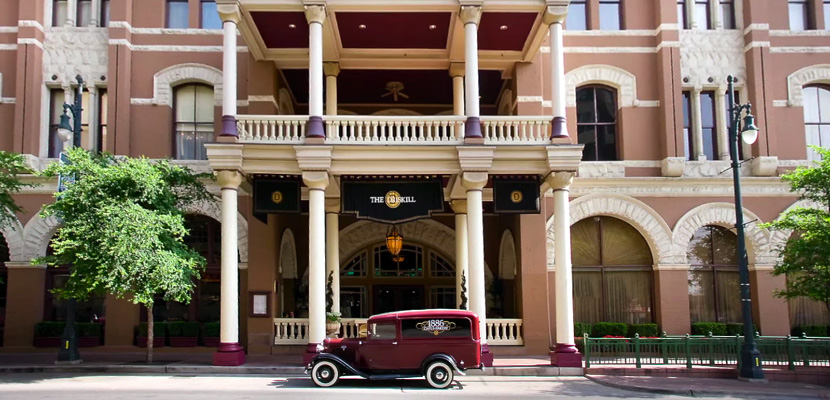 hyatt driskill austin hotel featured