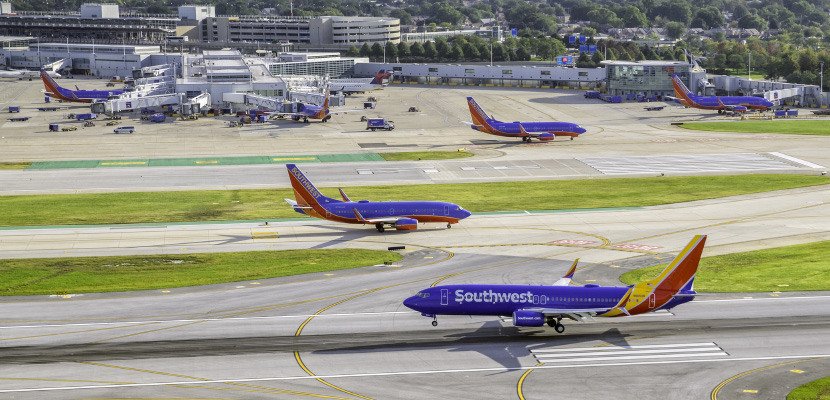 southwest airport featured