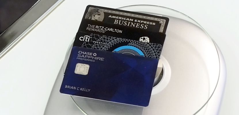 Amex Centurion Credit Cards Featured