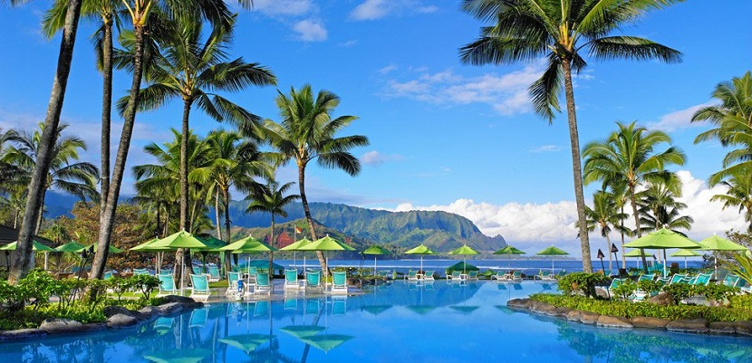 St Regis Princeville Resort photo SPG promotion April 2016