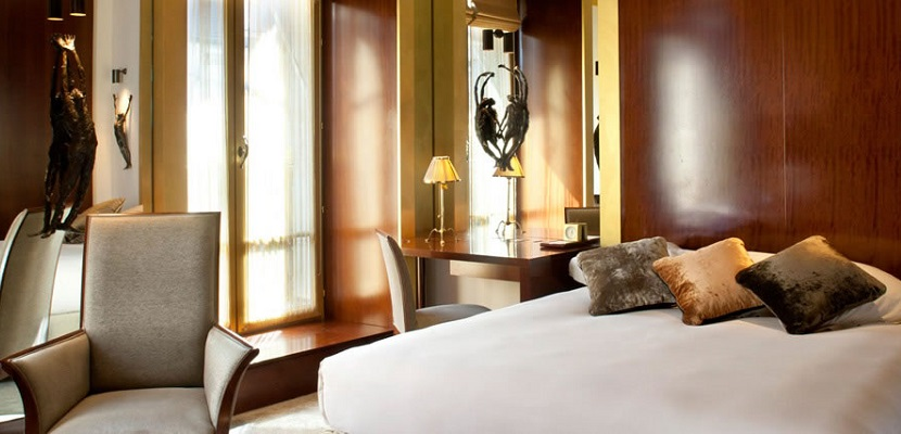 Park Hyatt Paris Vendome Park Queen Standard Room featured