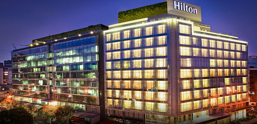 hilton lima featured