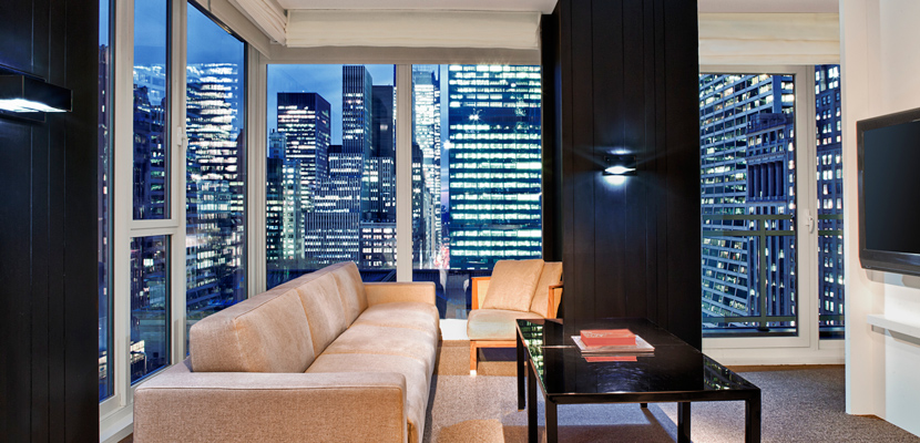 Andaz 5th Avenue. Image courtesy of the hotel.