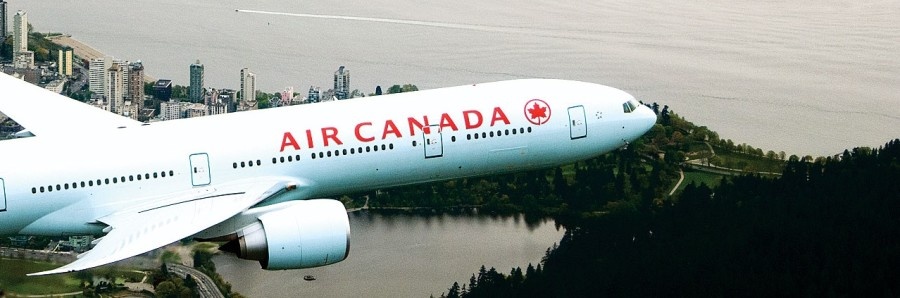 Air Canada flies to Australia from Vancouver
